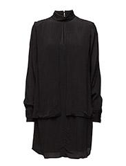 Tiara dress MS16 - BLACK