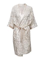 Missy kimono HS16 - WHITE SWAN