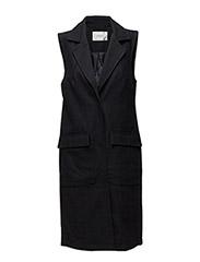 Nina waistcoat AO16 - DEEP WELL