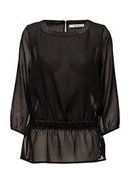 Blair blouse AO16 - BLACK