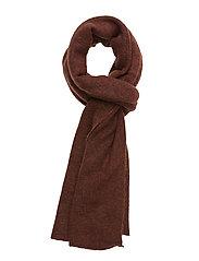 Oba scarf MA16 - BURNT HENNA