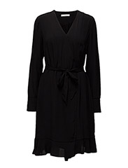 Mary dress MA16 - BLACK