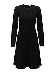 Laya dress MA16 - BLACK