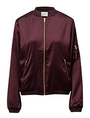 Georgie bomber jacket YE16 - WINETASTING