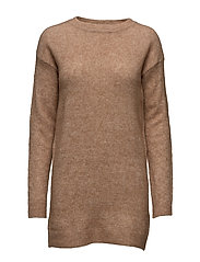Oba long pullover SO17 - PORTABELLA