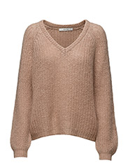 Cadence V-neck SO17 - MAPLE SUGAR