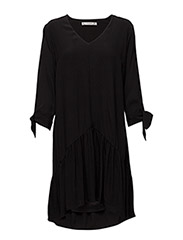 Viva dress SO17 - BLACK