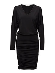 Pen dress MS17 - BLACK