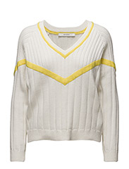 Kenna pullover MS17 - CLOUD DANCER