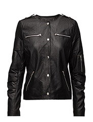 Emmy jacket MS17 - BLACK