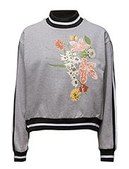 Grace pullover MS17 - L.GREY MELANGE