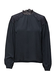 Vera blouse SO17 - NAVY