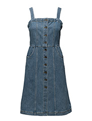 Eliza dress MS17 - 90S BLUE