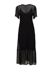 Ayo dress HS17 - BLACK