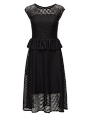 Garrie dress HS17 - BLACK