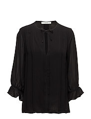 Ria blouse AO17 - BLACK