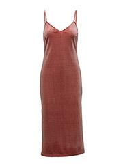 Elena dress ZE4 16 - DOLCE CHAMPAGNE