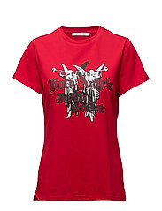 Yenna ss top ZE4 16 - ROCOCCO RED