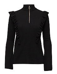 Mathilde pullover MA17 - BLACK