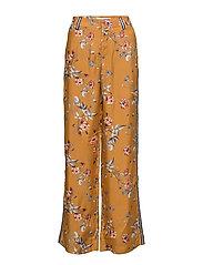 Moxie pants MA17 - INCA GOLD FLOWER