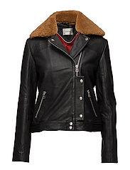Kate jacket MA17 - BLACK