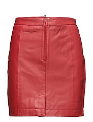 Tida skirt MA17 - HIGH RISK RED