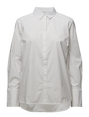 Spencer shirt MA17 - BRIGHT WHITE