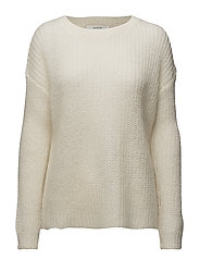 Hally oz pullover MA17 - CLOUD DANCER