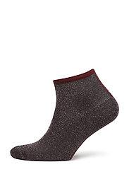 Ela socks MA17 - MERLOT