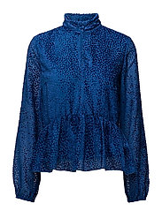 Velo blouse YE17 - SNORKEL BLUE