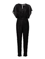 Raina jumpsuit YE17 - BLACK