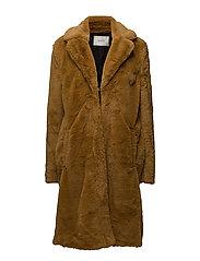 Darla coat YE17 - TAPENADE
