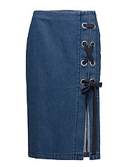 Deona skirt SO18 - CAROLINA BLUE