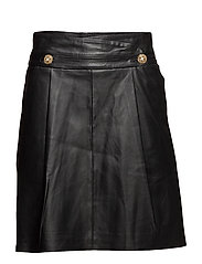 Abbie skirt SO18 - BLACK