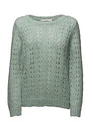 Behar pullover SO18 - SILT GREEN
