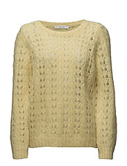 Behar pullover SO18 - YELLOW PEAR