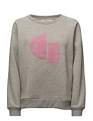 Carlotta pullover SO18 - L.GREY MELANGE
