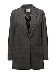 Cheril blazer SO18 - GREY CHECK