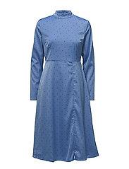 Ihara Dress MS18 - GRANADA SKY