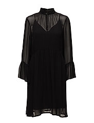 Baxtor dress SO18 - BLACK