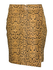 Calas skirt ZE2 17 - YELLOW SNAKE