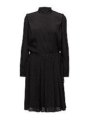 Sadia dress MS18 - BLACK