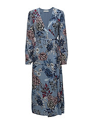 Gestuz - Begonia Wrap Dress Ms18