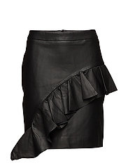 Flounta skirt MS18 - BLACK