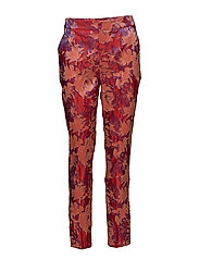 Soffy pants MS18 - POINSETTIA