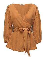 Ami blouse HS18 - DESERT SUN