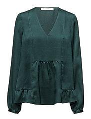Masina blouse AO18 - BOTANICAL GARDEN