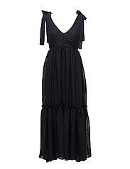 Jazy long dress AO18 - SKY CAPTAIN