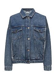 Aparo jacket AO18 - WASHED BLUE