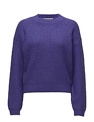 Gillian pullover ZE4 17 - PURPLE CORALLITES